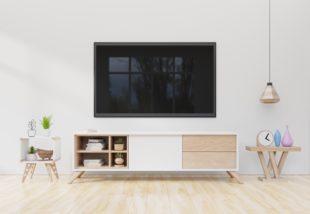 Íme, 5 kreatív dekortipp a TV köré – Neked melyik tetszik legjobban?