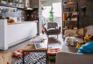 Multifunkciós bútorok – Egy kis lakás elengedhetetlen darabjai