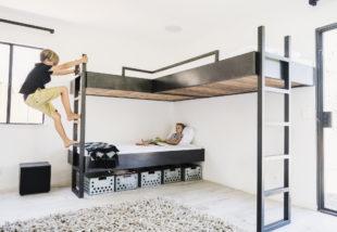 Az emeletes ágy előnyei és hátrányai – Valóban ez a legjobb választás?