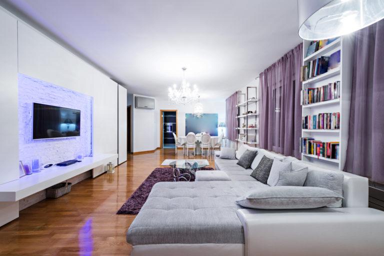 Háló és nappali egyben – Így férnek meg egymás mellett