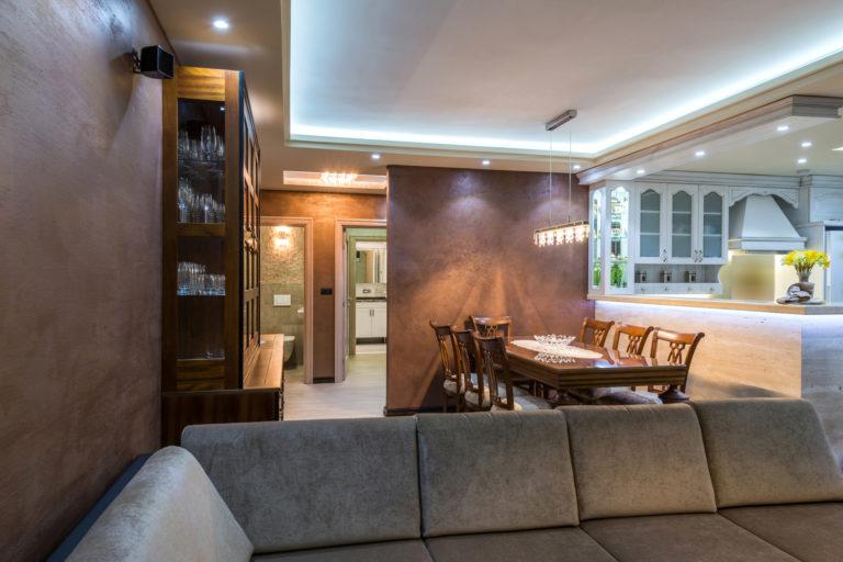 Falfülke világítás - Adj különleges hangulatot falaidnak LED fények segítségével