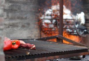 Kerti grill építés téglából házilag - lépésről lépésre!