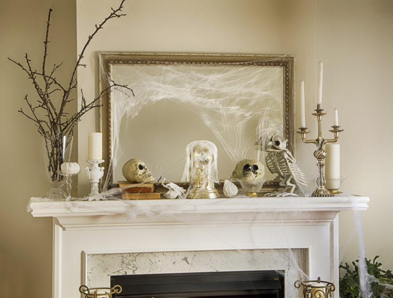 Ezek a legmenőbb és legrémisztőbb halloween dekorációk az Instán – Készen állsz rájuk?