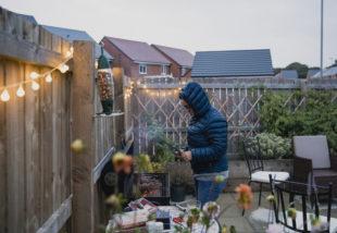 Kinti összejövetel télen? Így szervezz kerti partit hideg időben