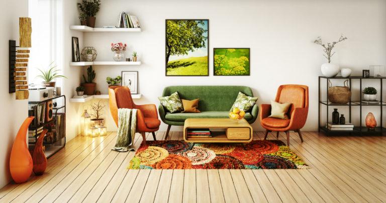 Így rendezz be bármilyen nappalit 6 egyszerű lépésben!