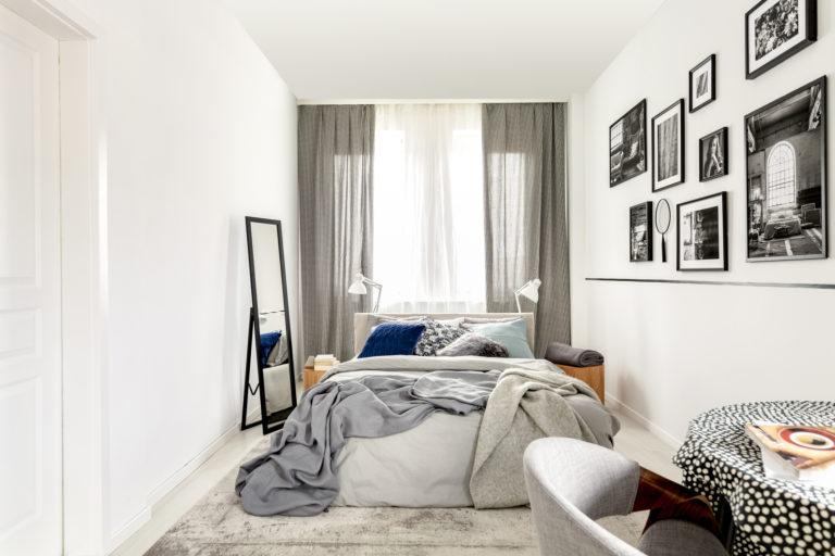 Kis méretű hálószoba ötletek – A legjobb tippek a tökéletes helykihasználásért