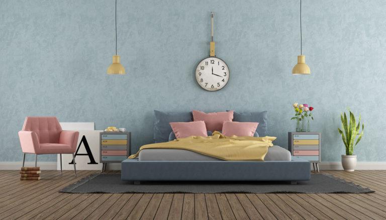 Kicsi a szobád? Ilyen színűre fesd a falakat, hogy nagyobbnak tűnjön