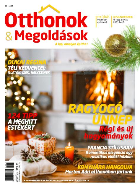 Otthonok es megoldások magazin