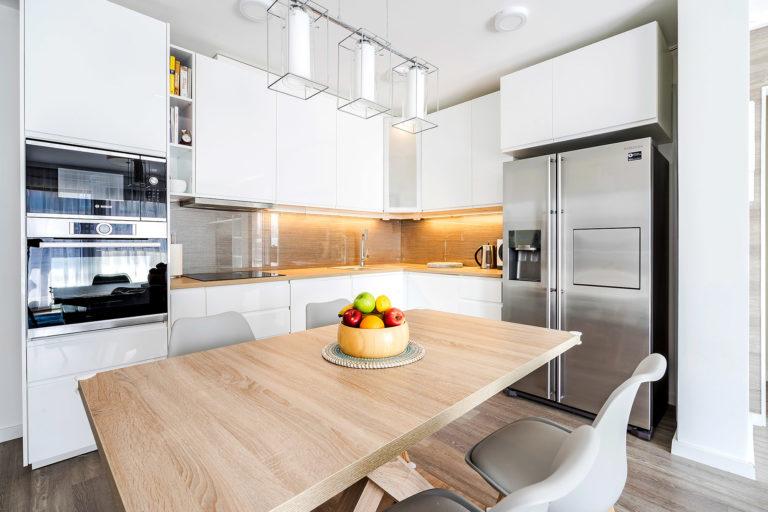 Tengerimádat – Modern, otthonos lakás Budapest szívében