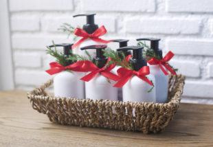 #Karácsonyi készülődés 9. – Ilyen egy ünneplőbe öltöztetett fürdőszoba