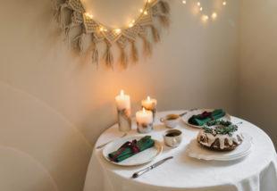 Csillám helyett makramé – Íme, a legmenőbb bohém stílusú karácsonyi dekorok