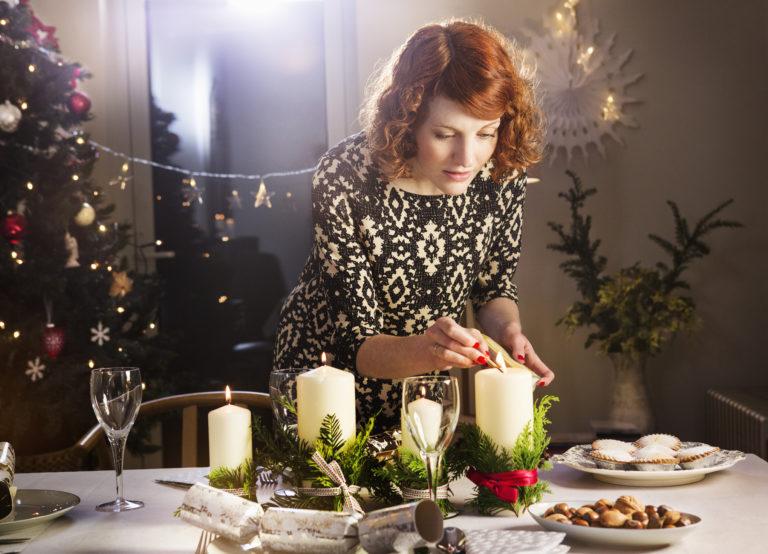 Ünnepi asztal dekoráció inspirációk képekkel – Teríts meg a karácsonynak!