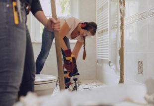 Panel fürdőszoba felújítás 5 nap alatt