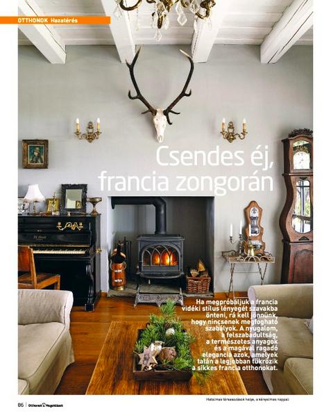 A tél minden szépségével megjelent az Otthonok&Megoldások magazin legújabb száma