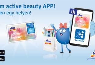 Zsebeld be a kedvezményeket! – Letöltötted már a dm active beauty APP-ot?