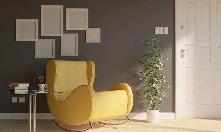 Így használd otthonodban a 2021-es év színeit – Inspiráló képek!