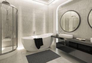 Fürdőkád vagy zuhanykabin? Segítünk eldönteni ezt az örök kérdést!