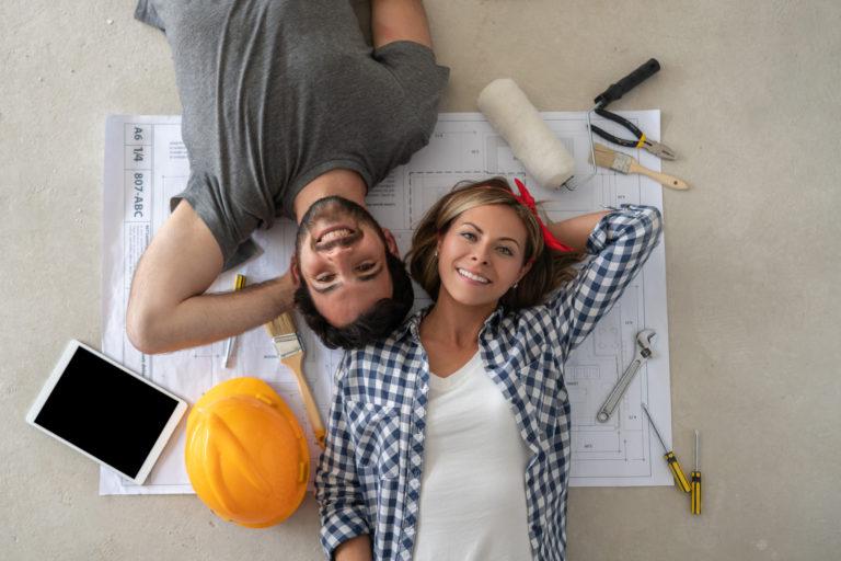 5 indok, ami miatt a lakásfelújítás télen is jó ötlet
