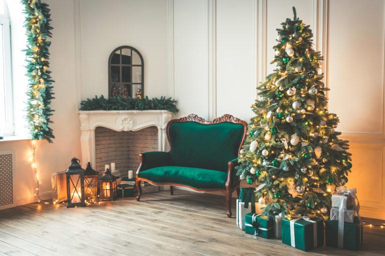 Inspirálódj az Instagram legtrendibb karácsonyfáiból