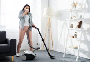 5 tipp az allergiásoknak, hogy elviselhetőbb legyen a takarítás