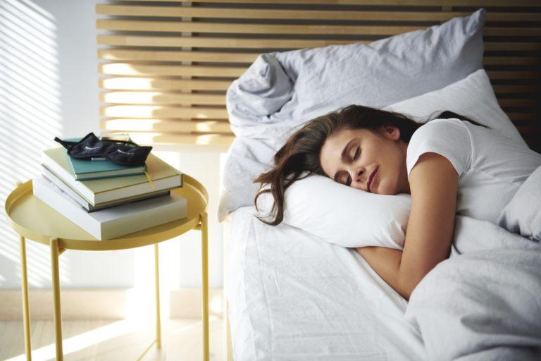 A kényelmes alvás tuti receptje