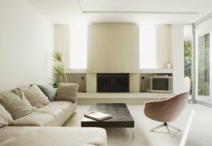 Modern nappali berendezése lépésről lépésre