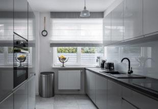 6 remek tipp, hogy egy keskeny konyha használható és stílusos legyen