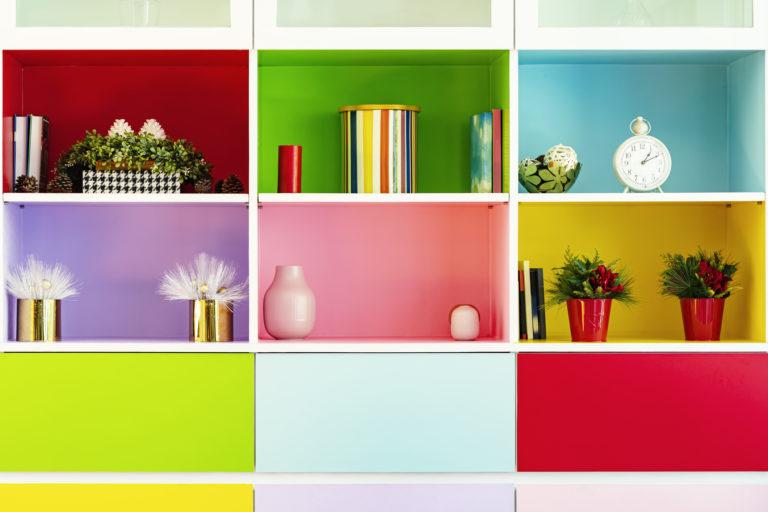Három színskála, amely garantáltan javítja a hangulatod