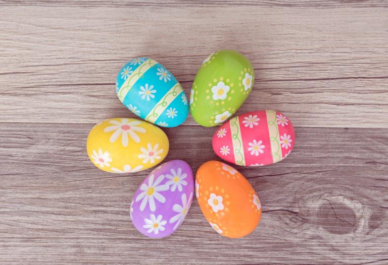3+1 ötletes húsvéti tojásfestés tipp kicsiknek és nagyoknak