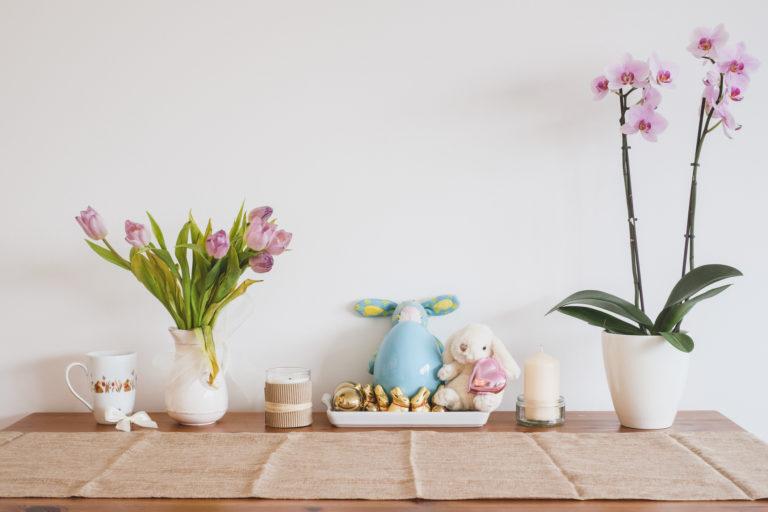 Így lesz húsvéti hangulat a lakásban 5 egyszerű lépésben