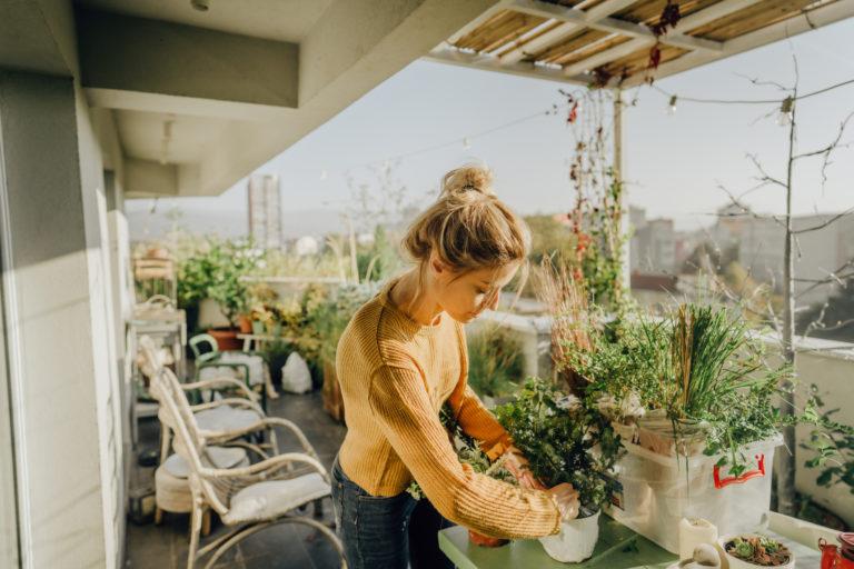 Kicsi az erkélyed? Inspirálódj képeinkből, hogy szerethetővé tedd balkonodat