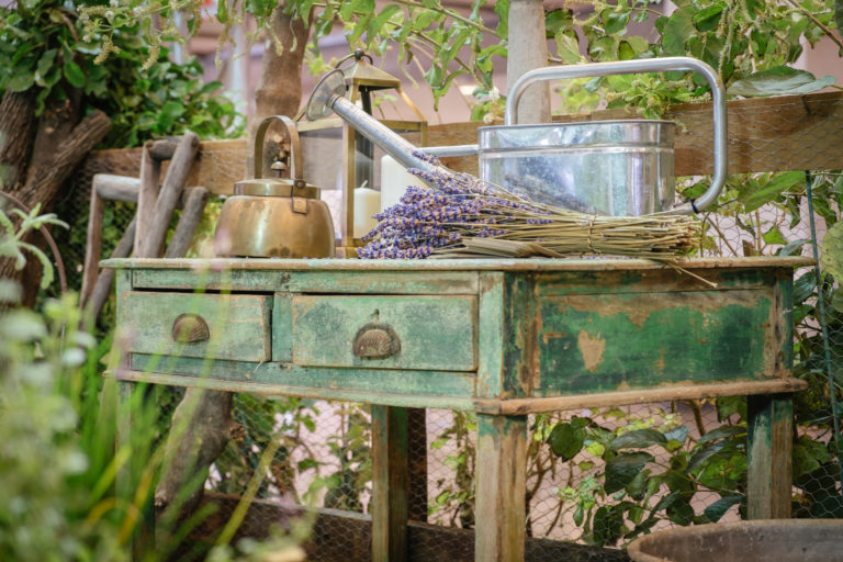 Mediterrán hangulat a kertben és a teraszon lépésről lépésre