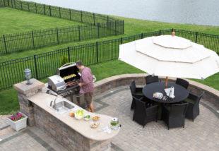 Kerti konyha építését tervezed? Ezeket a tippeket mindenképp fogadd meg hozzá