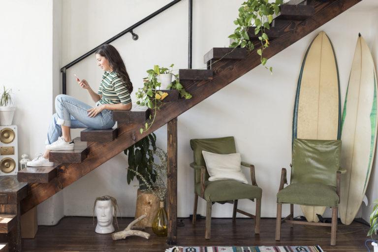 Lépcső alatti tér – A legjobb ötletek, ha szeretnéd kihasználni a teret