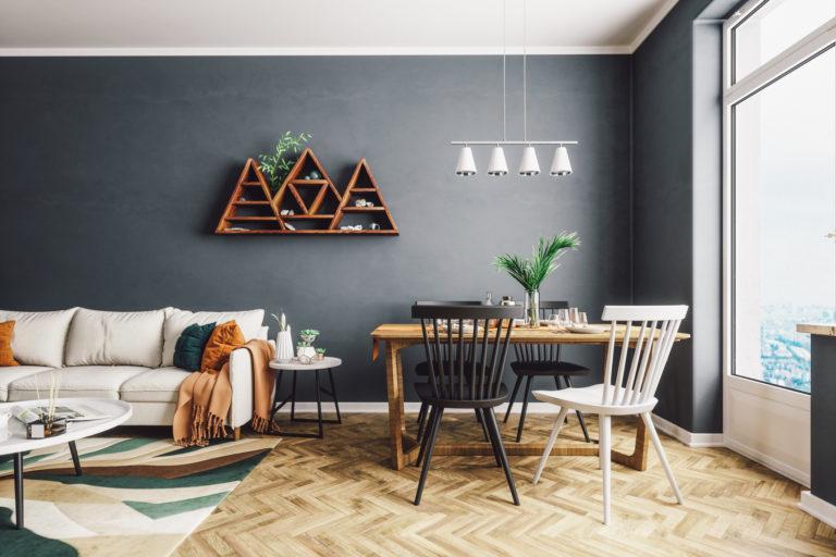 Trendi lakberendezés színösszeállítás tippek – Ezek a legjobb kombinációk a modern otthonhoz