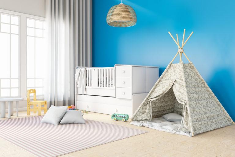 DIY sátor ötletek – Így készíts igazi csodakuckókat házilag a gyerekeknek