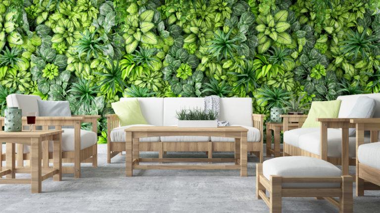 Használd ki a jó időt! Kültéri nappali kialakítása lépésről lépésre