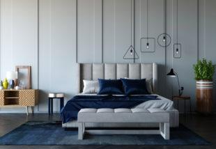 5 tipp, hogy úgy nézzen ki az ágyad, mint a magazinokban