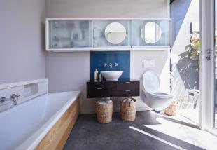 4 egyszerű szabály a fürdőszoba berendezésére