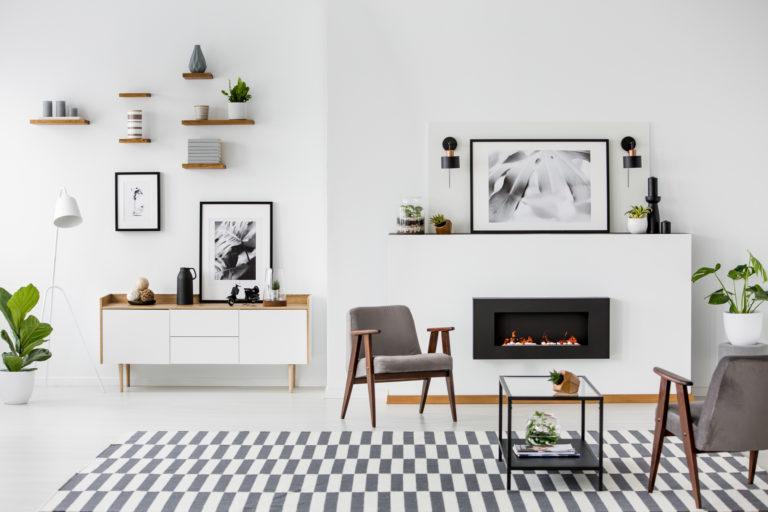 Ezekkel az egyszerű DIY faldekoráció ötletekkel fillérekből kipofozhatod az unalmas felületeket