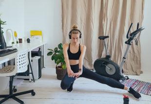 Otthoni edzőtermek az Instagramról – Lendülj formába otthonod kényelméből