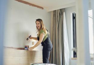 A festés diszperzittel nem is olyan bonyolult – Íme 5 tipp, hogy Te is boldogulj vele