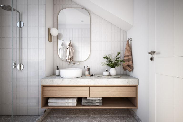 Trendszín a fürdőbe – Most mindenki ezt az árnyalatot keresi