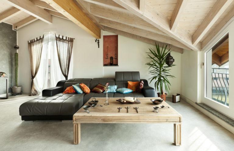 Így dekoráld a nappalid, hogy tengerparti hangulatot árasszon