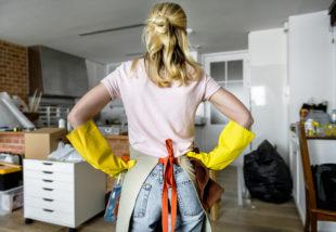 A ragyogóan tiszta otthon titka – Ezt a 4 teendőt minden egyes nap végezd el