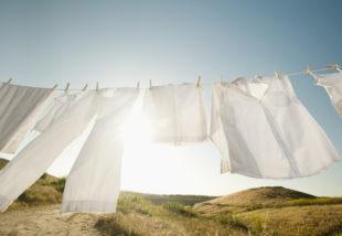 5 szuper trükk, hogy gyorsabban száradjon a frissen mosott ruha