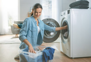 6 hiba, amit sose kövess el a mosás közben, különben a ruháid és mosógéped bánják