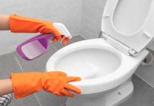 Így számold fel a durva vízkövet a vécécsészéről