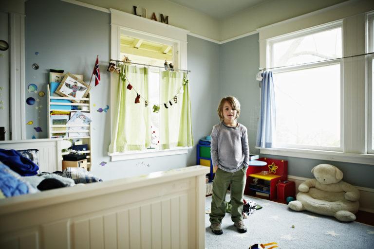 Jópofa fiúszoba dekoráció ötletek kicsiknek (és nagyobbaknak)