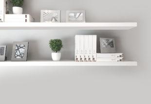Különleges & olcsó DIY polcok, amiket saját magad is elkészíthetsz!